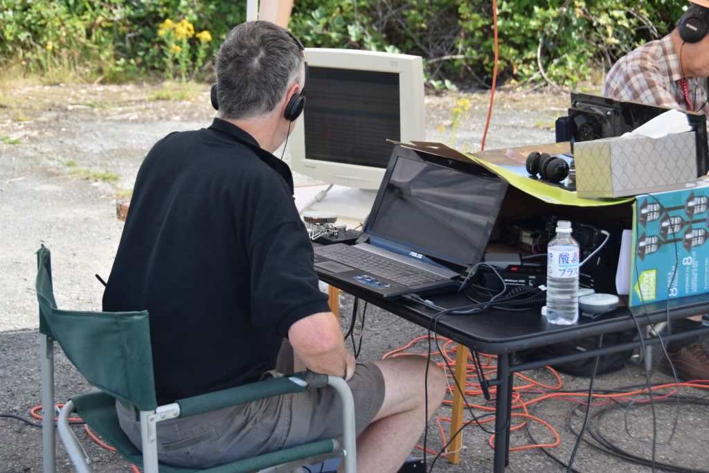 Delta Amateur Radio Society Photo of Field Day 2015